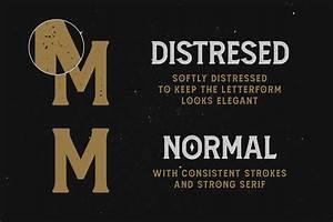 Amnestia Typeface