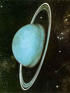 Real Picture Of Uranus Planet - Pics about space