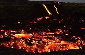 A Brief Introduction to the Different Types of Lava Flows