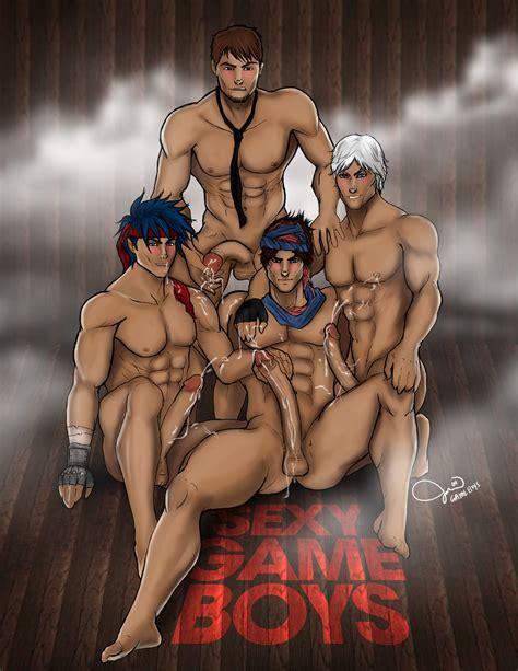 Ryu 620495 Dante Devil May Cry Hotel Dusk Room 215