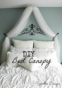 Someday, Crafts, Diy, Bed, Canopy