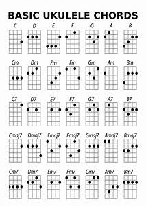 What Are The Basic Chord Fingerings For The Ukulele