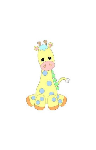 Giraffe Stuffed Animal Svg Clipart Animals Toy