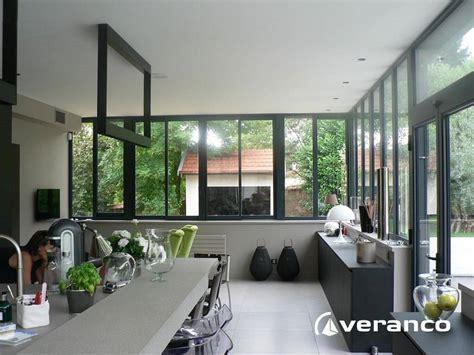 cuisine avec veranda véranda cuisine une véranda pour agrandir sa cuisine