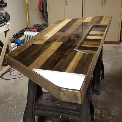Clear Bar Top Epoxy Table Top Epoxy Resin Coating Wood