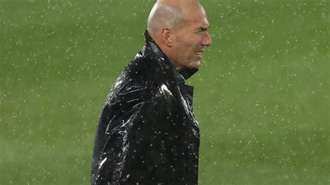 Real Madrid vs FC Barcelona: El mensaje de Zinedine Zidane ...