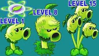plants vs zombies 2 walkthrough android lost city part 2 day 26 get gold leaf как пройти игру