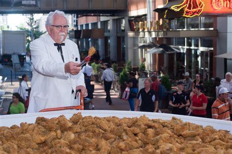 colonel sanders secret recipe revealed   fast