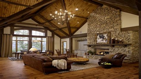 modern rustic living room ideas stylish rustic decor ideas for the home