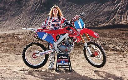 Motocross Honda Bull Wallpapers Racing Mx Supercross