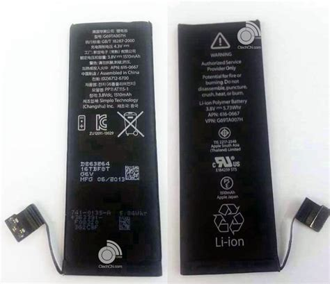 apple iphone battery apple boosts iphone 5s battery capacity by 10 iphone 5c