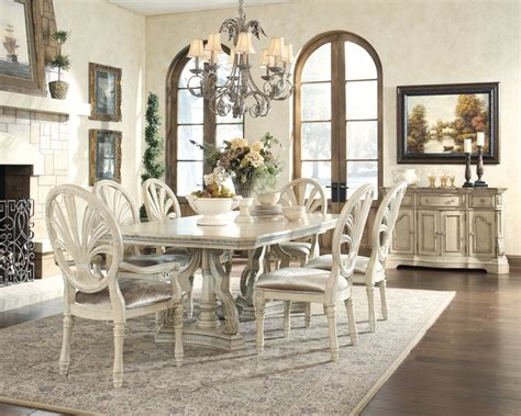 ortanique glass dining room set antique white dining room table and chairs alliancemv