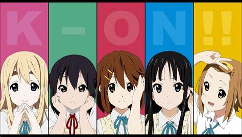 anime wallpaper hd k on k on hd wallpaper 387627 zerochan anime image board