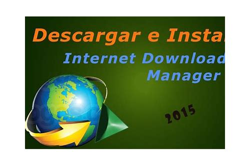 descargar internet download manager 6.23 build 9