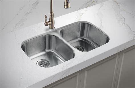 double bowl sink lof fuentera sinks