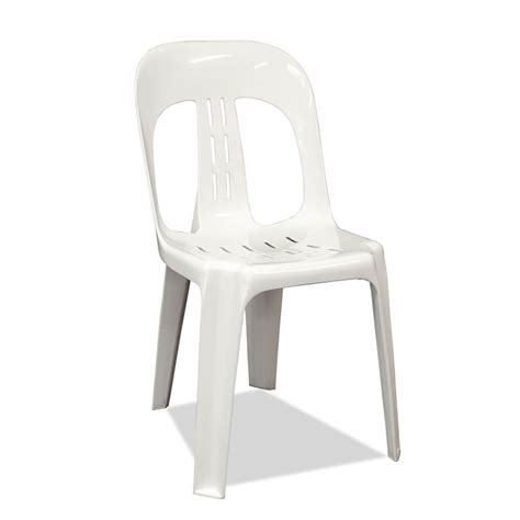 white plastic stacking chair mr hire