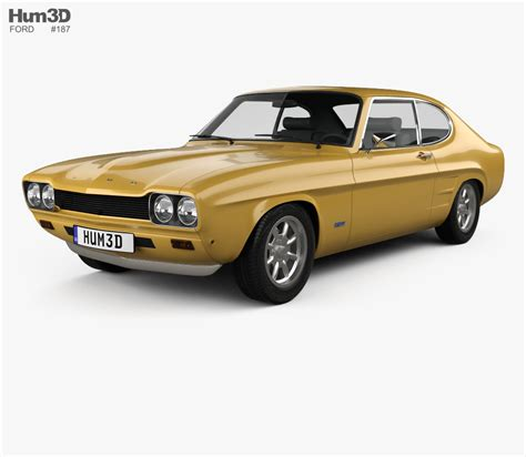 ford rs 2600 ford rs 2600 1970 3d model humster3d