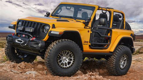 Jeep Car : 2018 Nacho Jeep