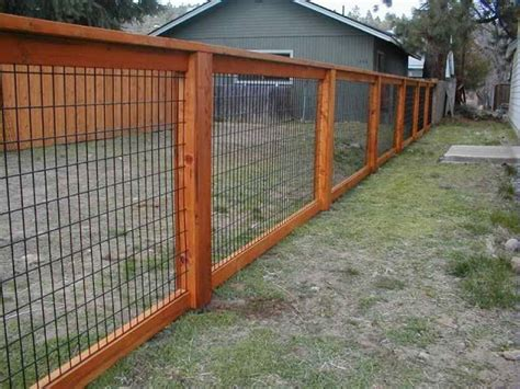 Inexpensive Fence Ideas-ayanahouse