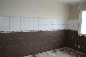 salle de bains carrelage mural With recouvrir carrelage salle de bain