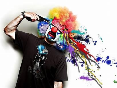 Clown Sad Creative Wallpapers Desktop Clowns Cool
