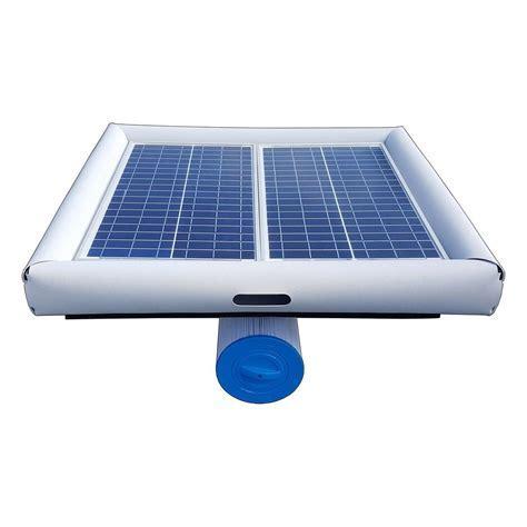 Natural Current Savior 10,000 gal. Solar Powered Pool Pump