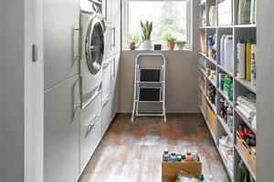 Schränke Für Hauswirtschaftsraum : hauswirtschaftsraum einrichten die kompakt l sung bild 4 sch ner wohnen ~ Buech-reservation.com Haus und Dekorationen