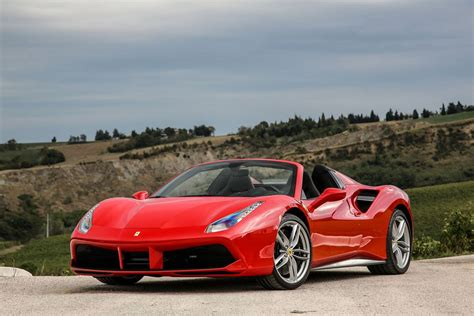 488 Spider Picture by Stunning 488 Spider Top Pictures Gtspirit