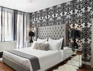 Tapeten Schlafzimmer Haben Eine Vielzahl Von Schnen