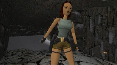 Tomb Raider 1 (hd Mods)  #01 Caves Youtube