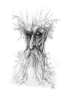 Treebeard by LotROLaurelin on deviantart | All Things Tolkien in 2019 | Lord of the rings tattoo