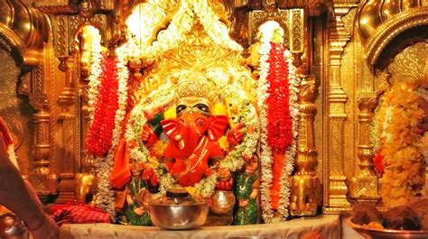 Siddhivinayak temple to remain closed for five days