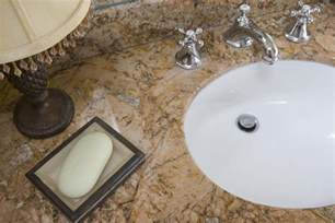 best sink material for bathroom 5 bathroom countertop materials from to best
