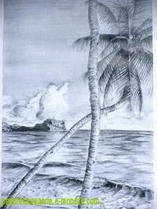 Comment Dessiner La Mer : apprendre dessiner des dessins au crayon de papier ~ Dallasstarsshop.com Idées de Décoration