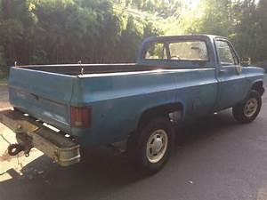 1986 Gmc Sierra Pickup All Original