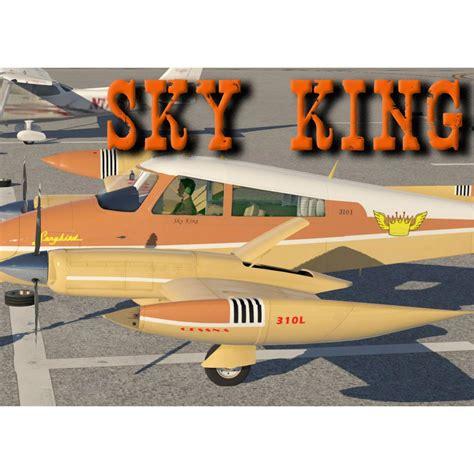 Sky King's Cessna C310