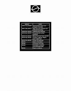 Dodge Workshop Manuals  U0026gt  Stratus L4