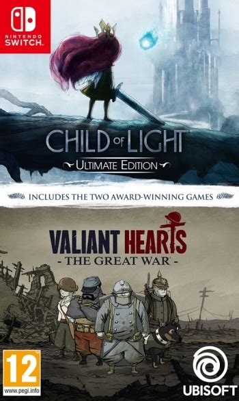 child  light ultimate edition valiant hearts  great