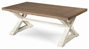 coastal oak cocktail table white beach style coffee With beach look coffee table
