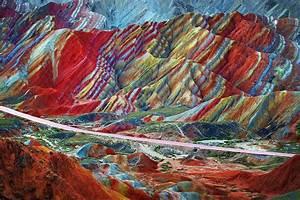 Zhangye Danxia Landform Geological Park - AmazingPlaces.com