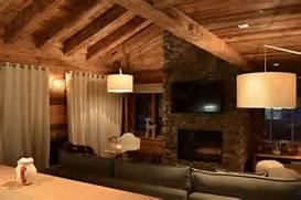 Deco Style Chalet Moderne. modern chalet interior design cosy neve ...