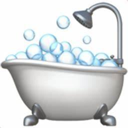 Bathtub Emoji U1F6C1