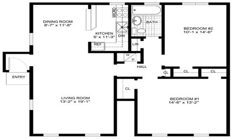 Bedroom Floor Plans Furniture by Free Printable Furniture Templates For Floor Plans