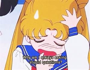 Sailor Moon and... Confusing Anime Quotes