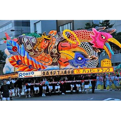 Festival of Lights: Aomori Nebuta Japan (photos
