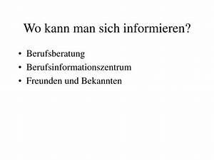 Wo Kann Man Praktikum Machen : ppt mein traumberuf powerpoint presentation id 4332652 ~ Buech-reservation.com Haus und Dekorationen