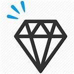 Icon Jewelry Crystal Diamond Icons Award Gem