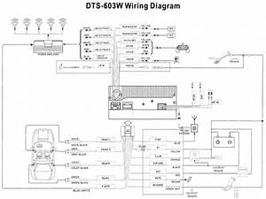 2007 Trailblazer Stereo Wiring Diagram