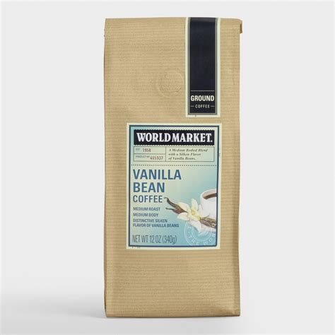 World Market® Vanilla Bean Coffee, 12 Oz, Set Of 6