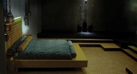Katniss' Room In The Penthouse While Training For The